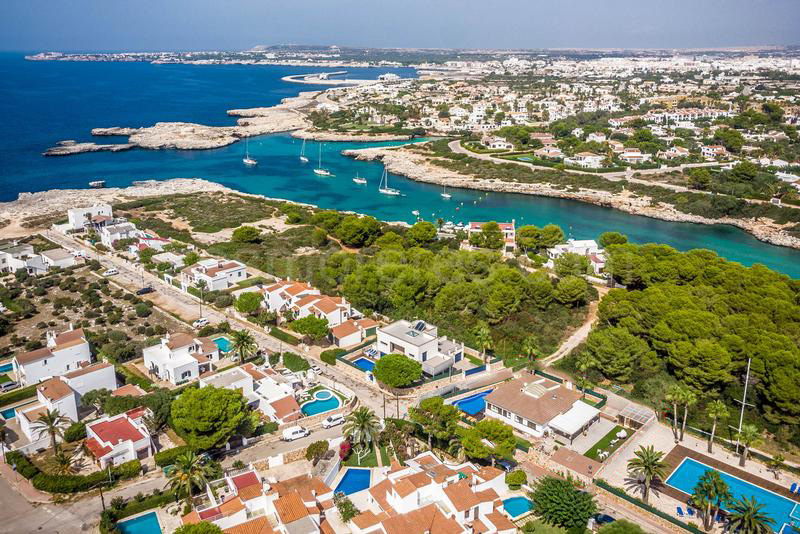 Apartamento nuevo en Ciutadella Menorca de 2 habitaciones por solo 119.700 Euros!!