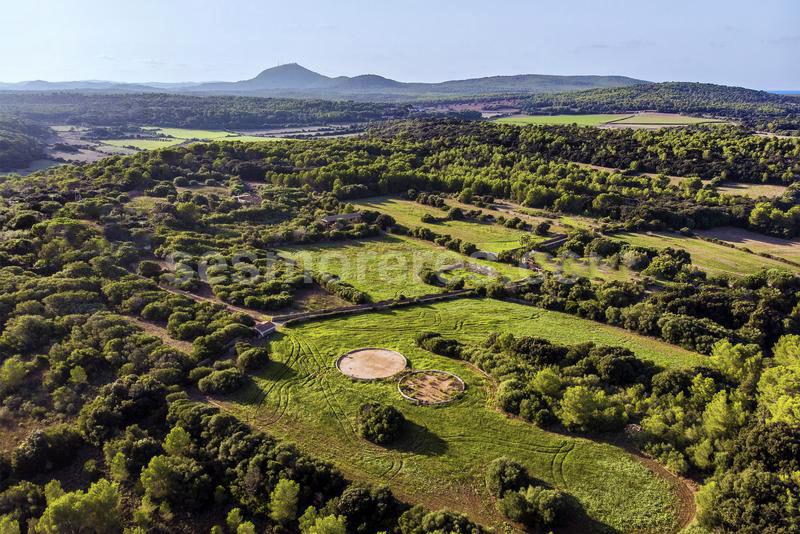 Encantadora Finca Rústica en Alaior – Menorca
