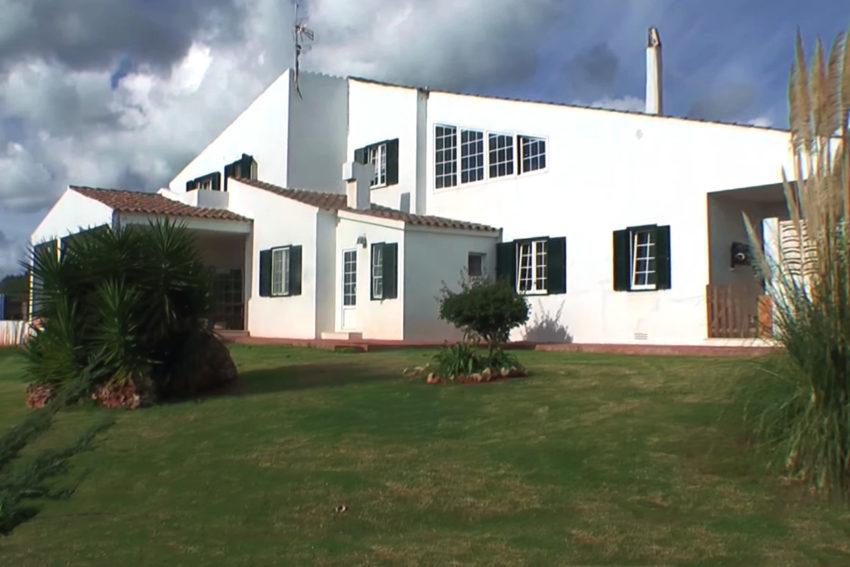 ¡¡¡Estupenda casa de campo en venta en Mahón Menorca!!!