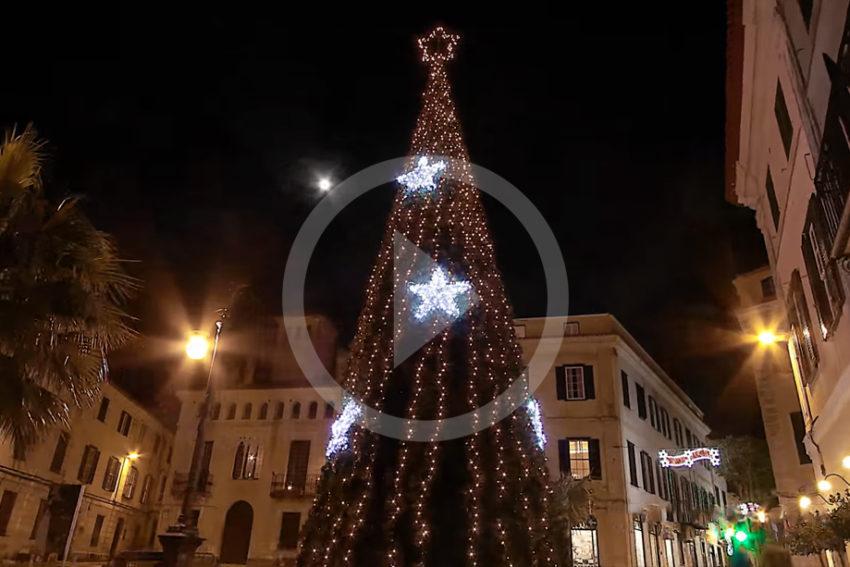 Feliz Navidad desde Menorca