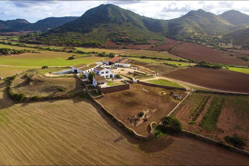 Finca rústica idílica en el Norte de Menorca