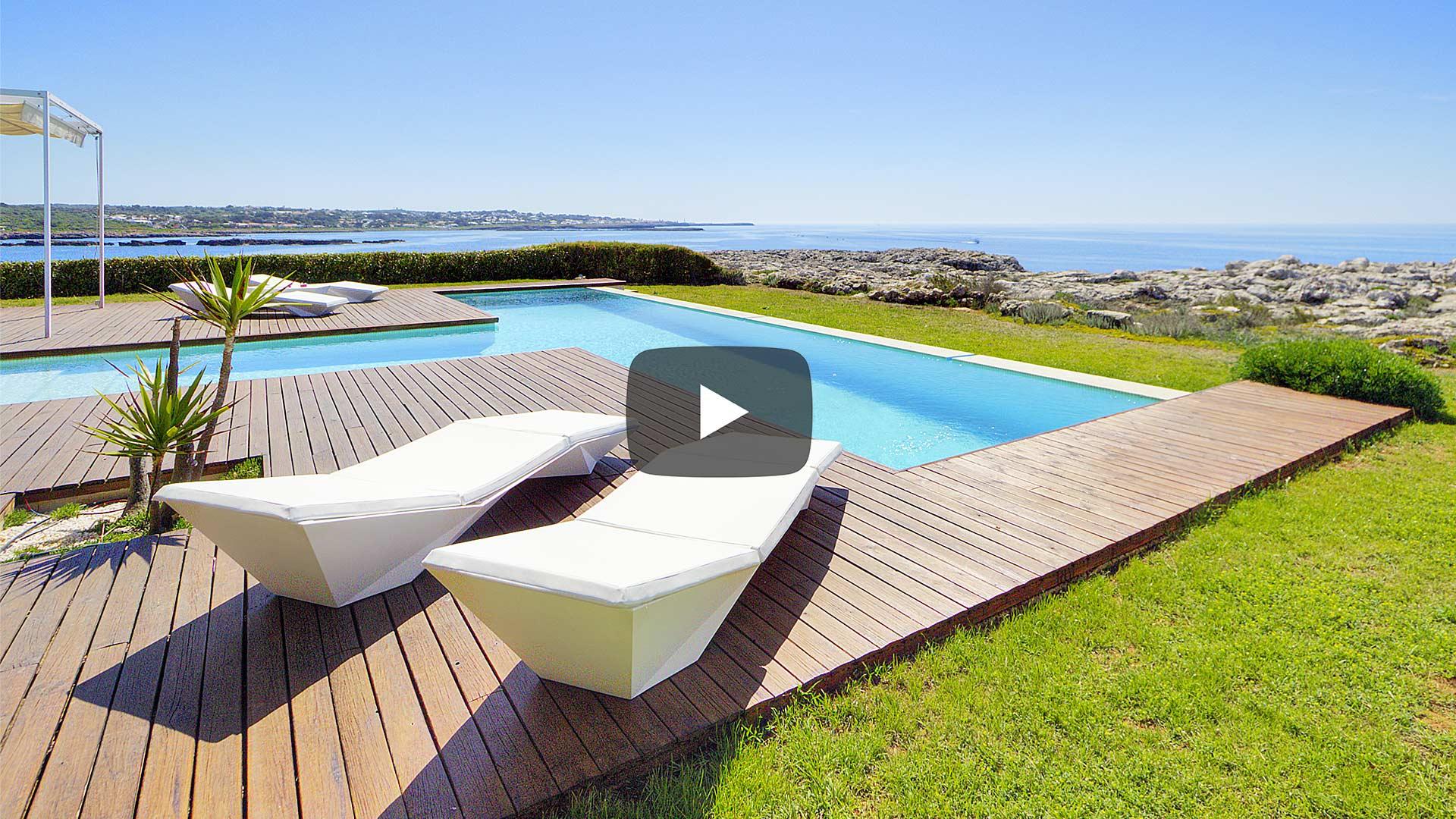 Casa de lujo a pie de mar en Menorca