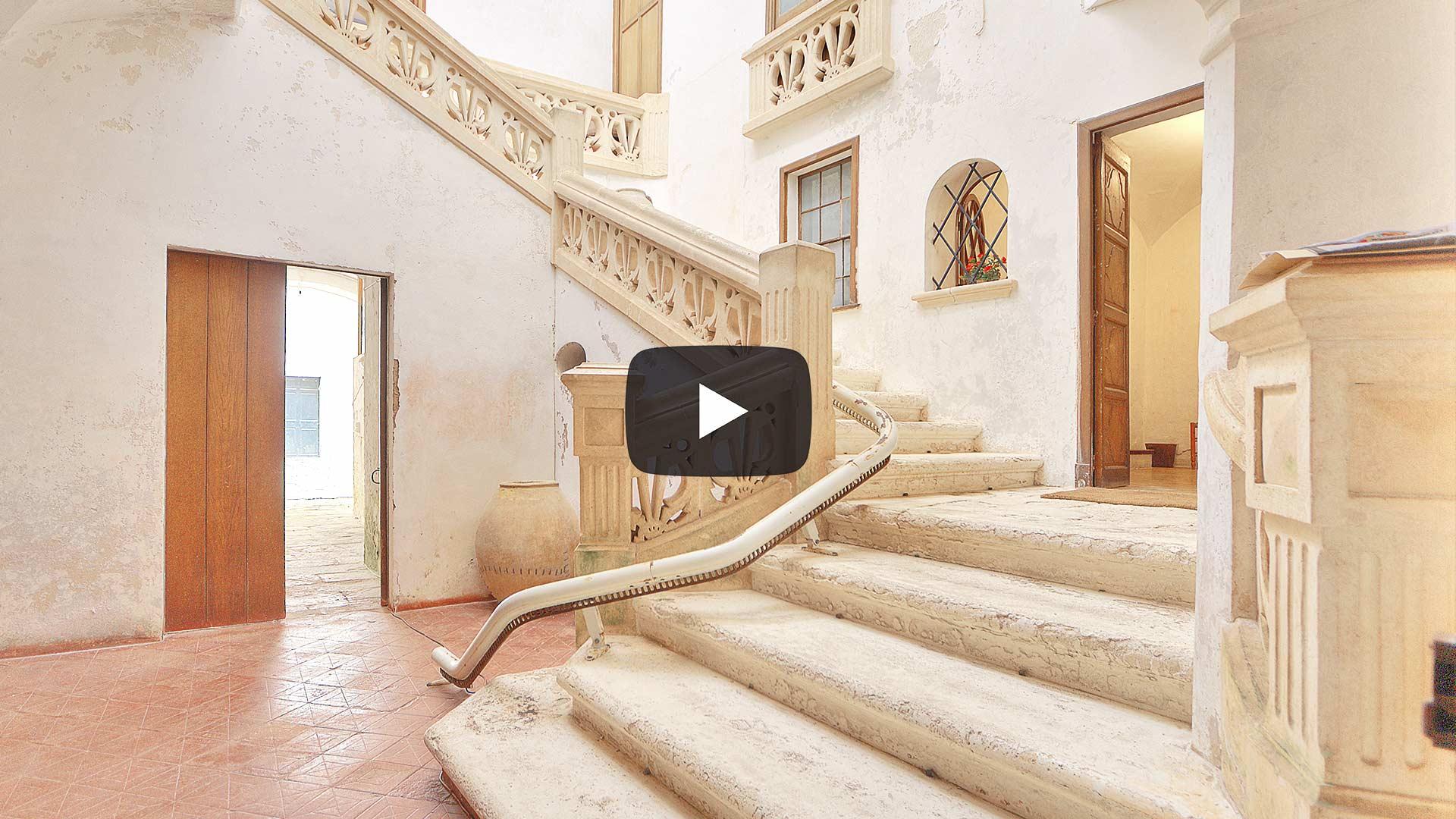Palacio en venta en Menorca