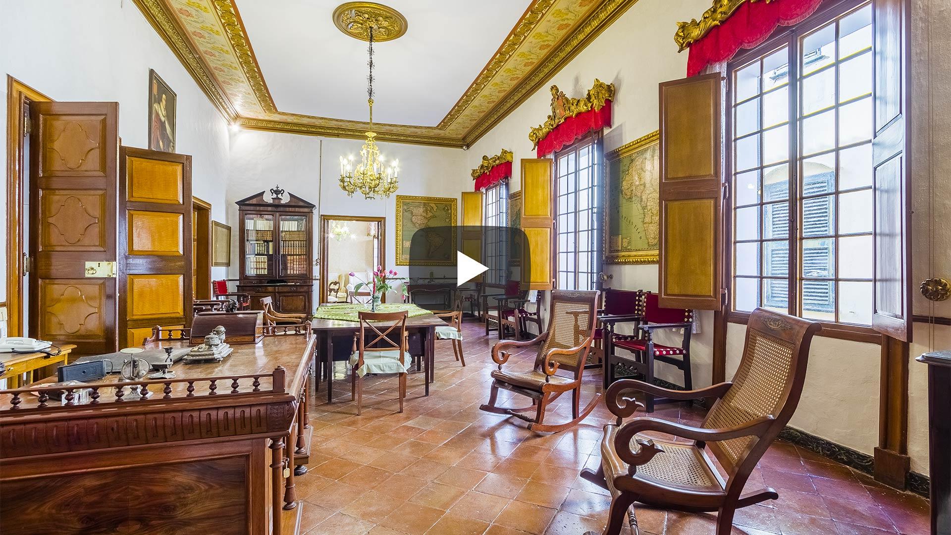 Impresionante palacete en venta en Ciutadella, Menorca