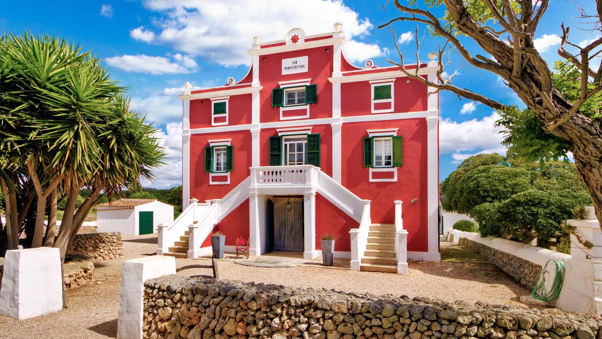 Casa señorial histórica en venta en Menorca