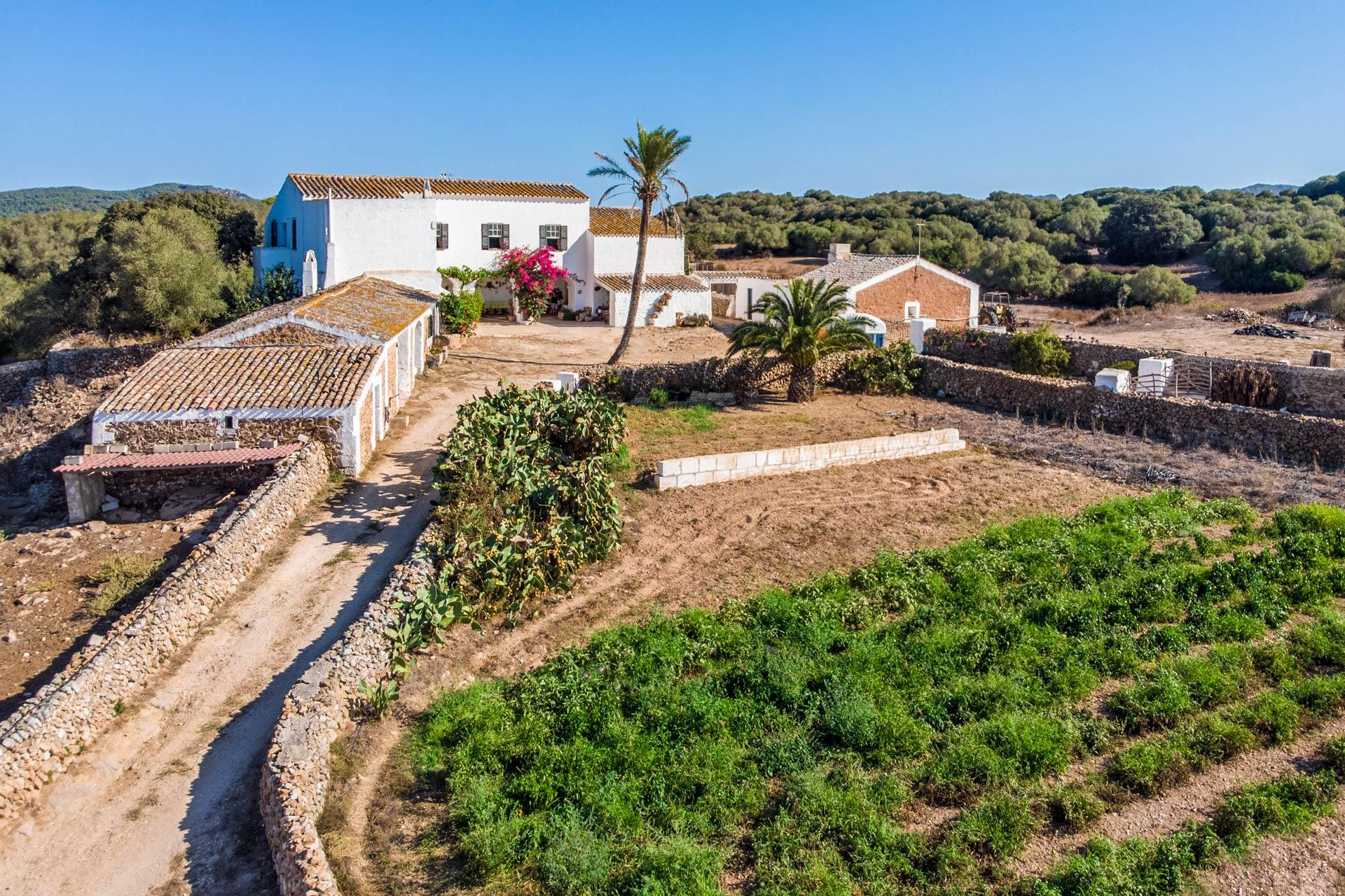¿Cómo eran las casas de lujo en Menorca hace 200 años?