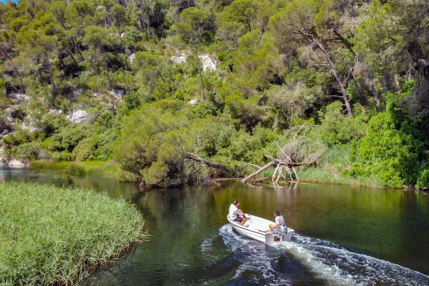 Una finca rústica secreta en Menorca