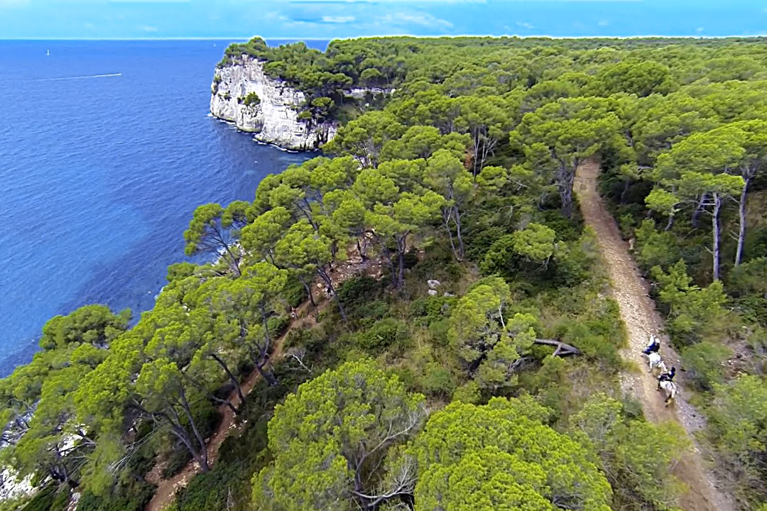 Reformed country estate next to unspoilt beaches on Menorca
