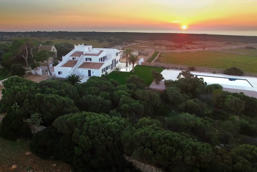 The most perfect and luxurious property in Menorca