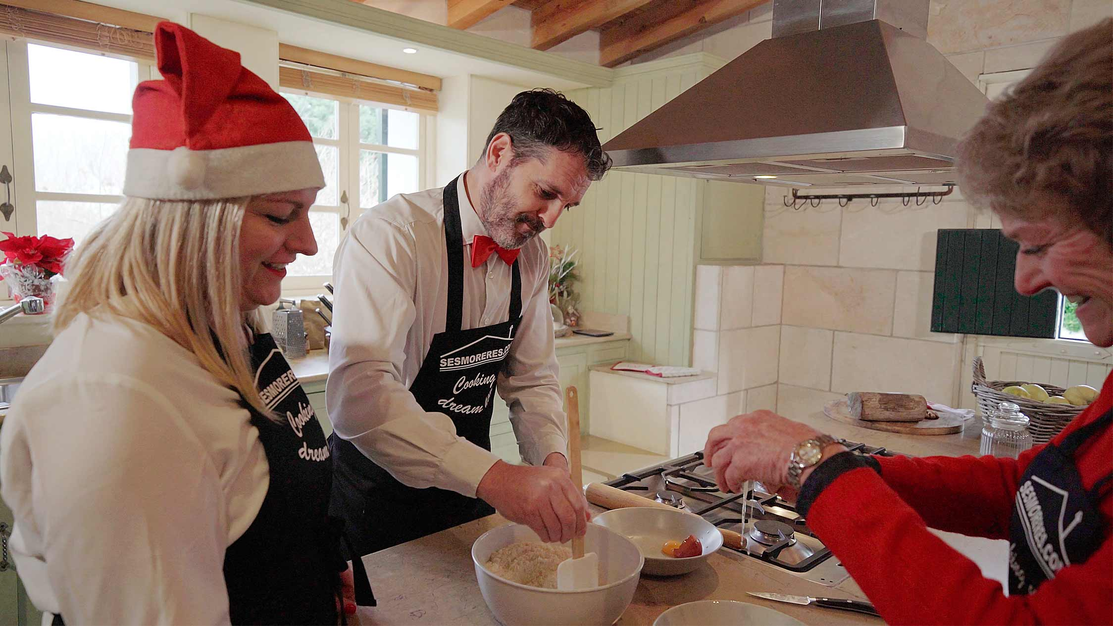 Menorcan Christmas recipe step by step…
