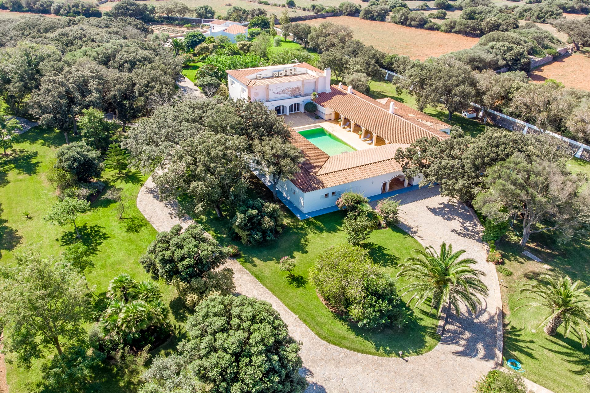 Incomparable privacy and comfort at a Country Estate in Ciutadella