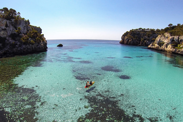 Menorca: a lifeline to hold on to