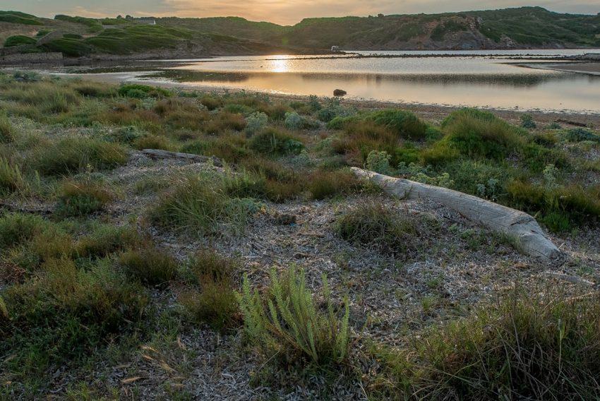 Menorca: an island of deserted beaches