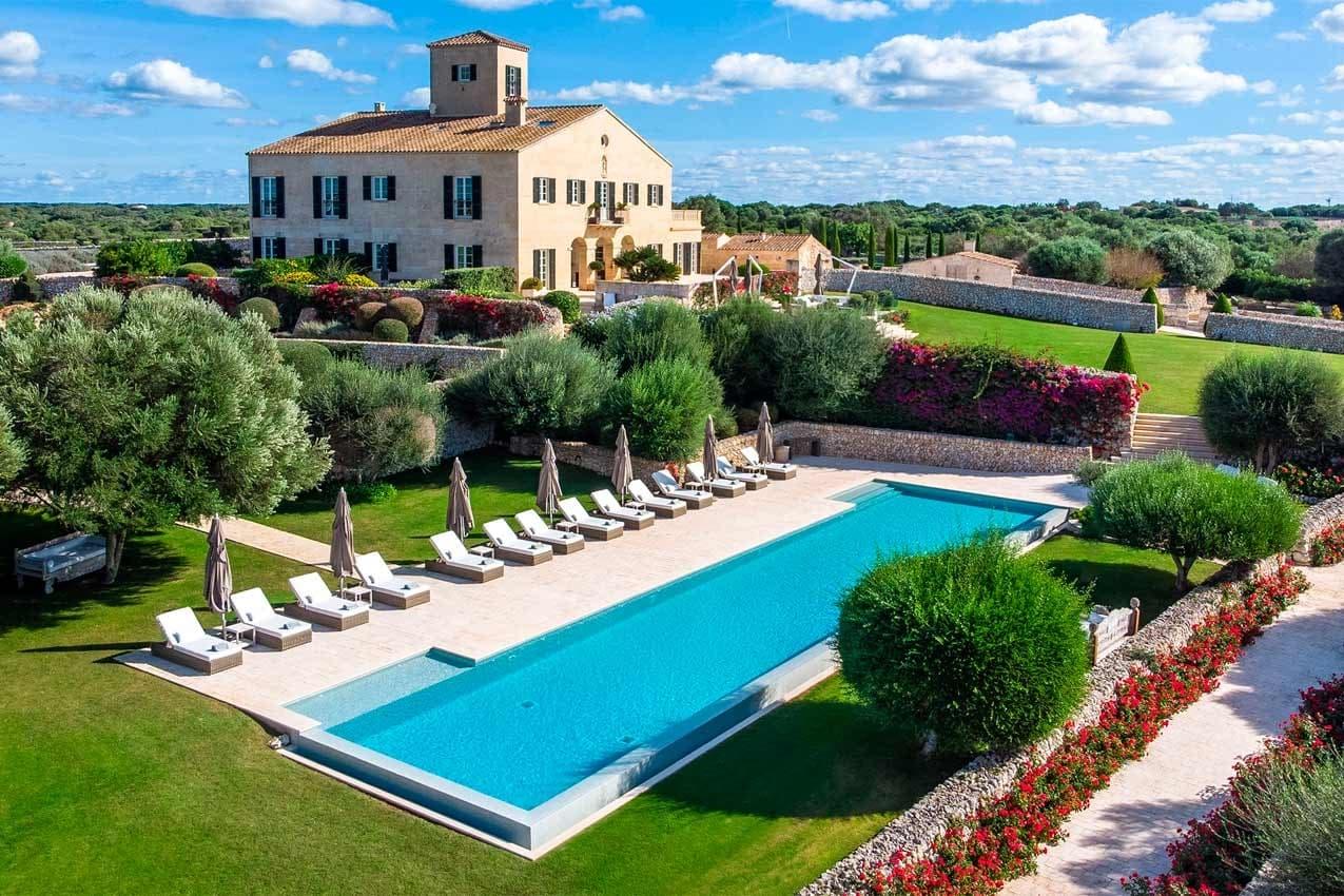 El hotel más exclusivo de Menorca