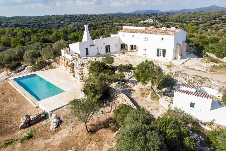 La finca con más encanto de Menorca